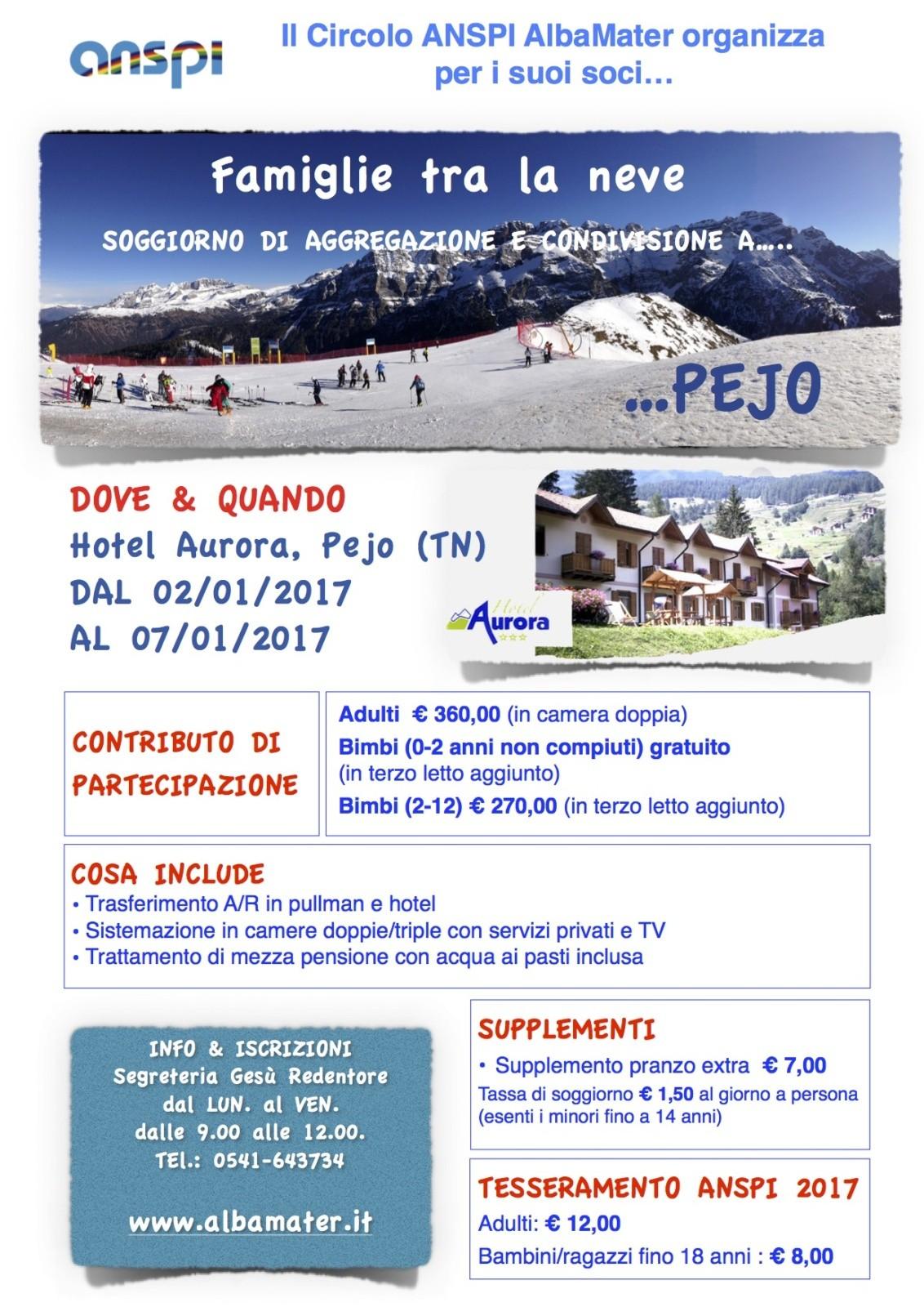 Volantino montagna 2017